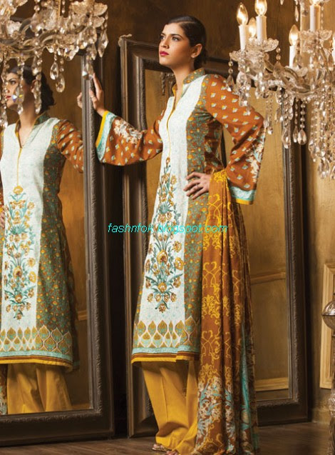 Al-Karam-Textile-Summer-Spring-Lawn-Collection-2013-14-Indian-Pakistani-New-Fashionable-Clothes-15