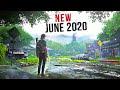 TOP7 :  NOVOS JOGOS PARA JUNHO (PS4, XBOX ONE, PC, SWITCH)  2020
