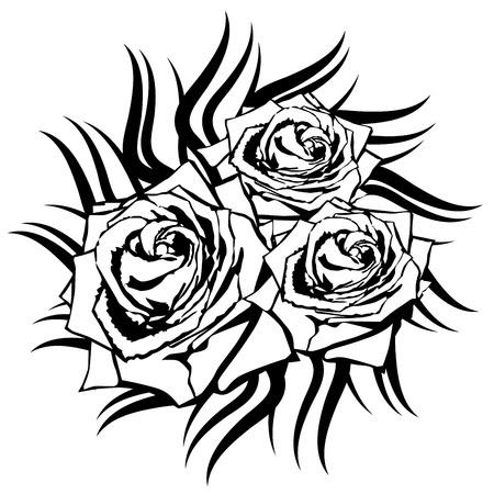 Tatuajes A Blanco Y Negro Imagui
