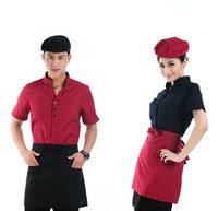 những kiểu đồng phục cafe đẹp