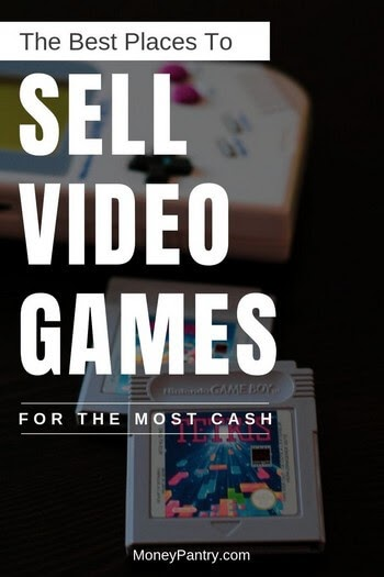 Places To Sell Video Games For Cash Near Me