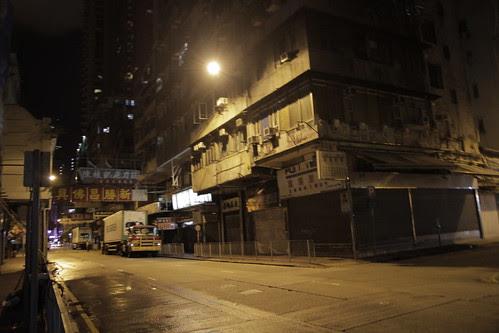 Temple Street at night 3