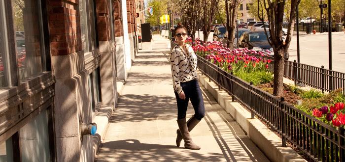 dash dot dotty style blog jeans sunnies silk thrifted