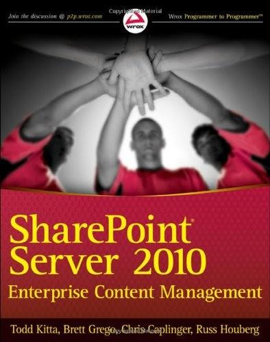 [PDF] SharePoint Server 2010 Enterprise Content Management Free Download