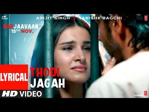 Thodi Jagah - Lyrical Status Video - Sad Status Video
