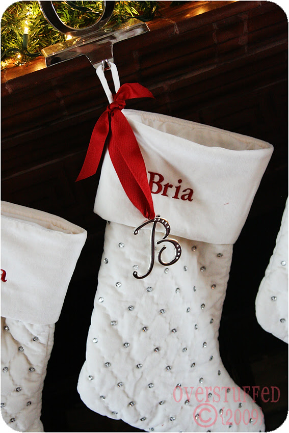 Bria's stocking