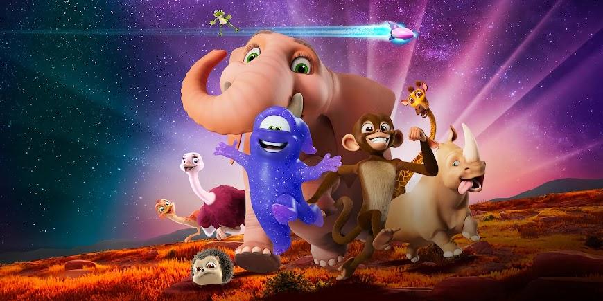 Jungle Beat: The Movie (2020) Movie English Full Movie
