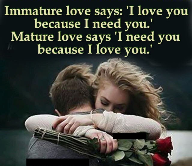 Mature Love Quote Pictures Photos And Images For Facebook Tumblr