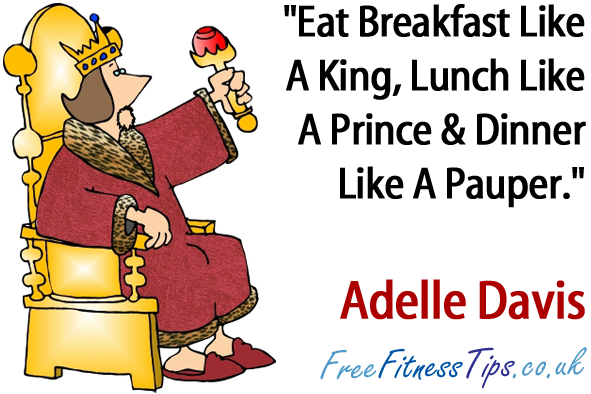 Quotes About Eat Breakfast 88 Quotes