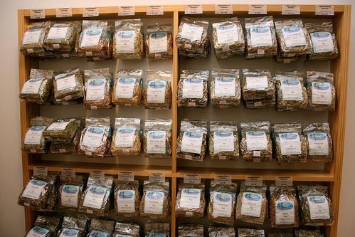 Tasmania herb teas