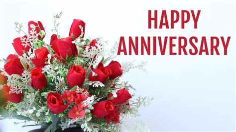 Lovely Happy Wedding Anniversary Flowers 78 On Wedding
