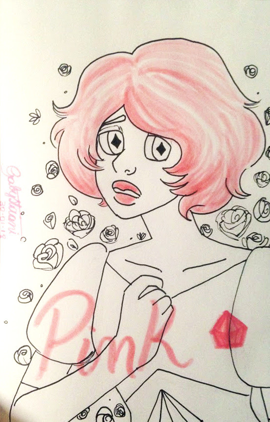 Pink Diamond - Steven Universe