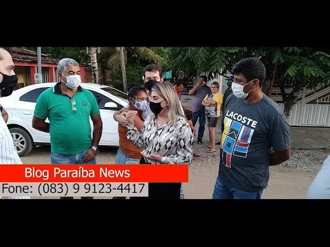 Marcação: Deputada Federal Edna Henrique (PSDB), junto com seu filho Michel (PROS), visita aldeia Tramataia (Veja Vídeo)