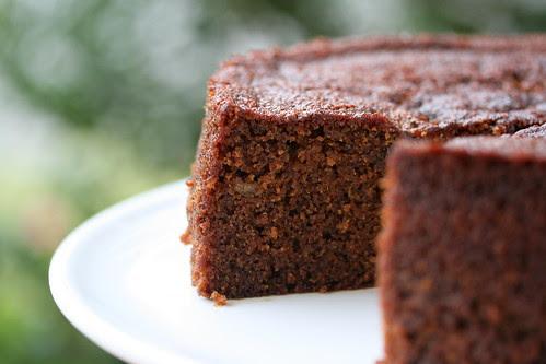 Fresh Ginger Cake - David Lebovitz