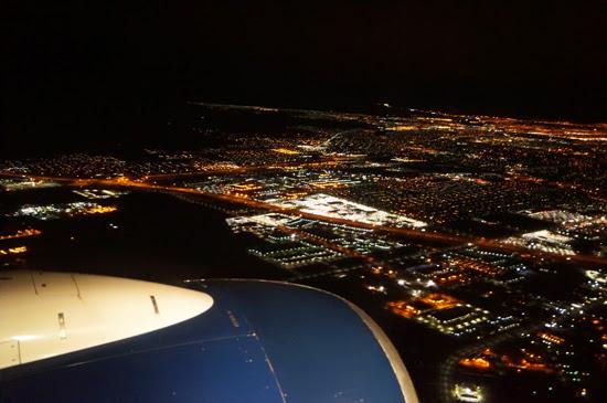 Traveling to Las Vegas