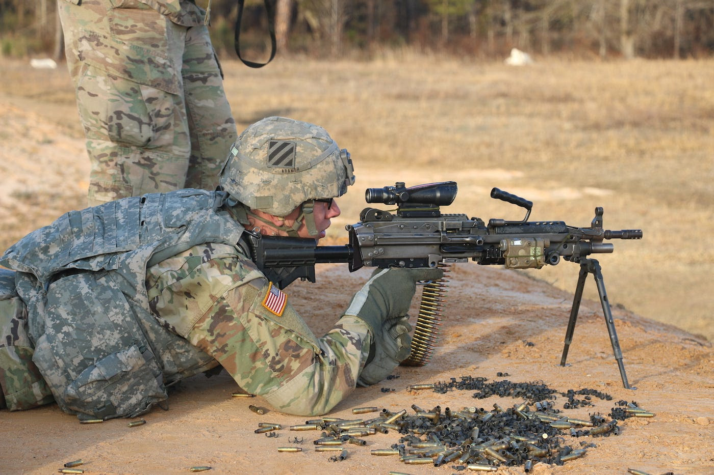 Army says it's not interested adopting M27 rifle, will ...
