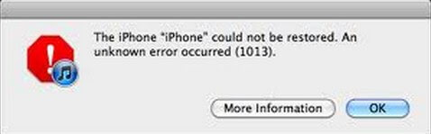 How to Fix iPhone Cannot be Restored from Old iTunes\/iCloud Backup Due to Unknown Errors