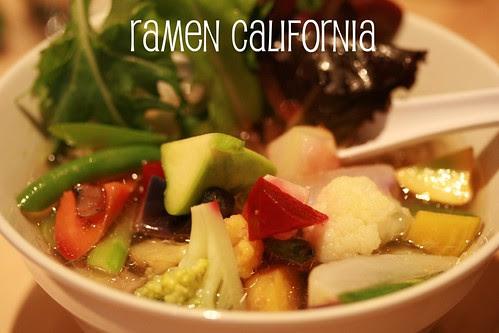 Ramen California, Torrance, California