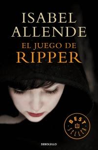 megustaleer - El juego de Ripper - Isabel Allende