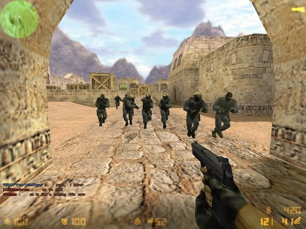 Counter Strike 2000