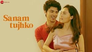 Sanam Tujhko Lyrics - Kumar Sanu & Gautami Roy  ~ LYRICGROOVE
