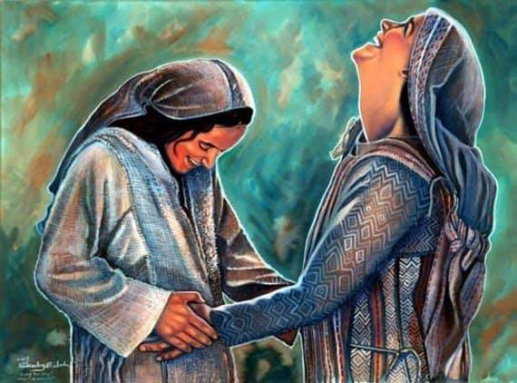 Sermon Moving With Marys Song Rev Peter M Preble Rev Peter M