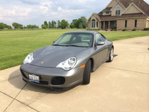 Purchase used 2003 Porsche 911 Carrera 4S AWD - 40K Miles - Excellent Condition in Naperville ...