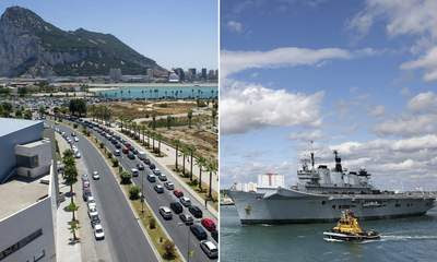 Gibraltar: UK Mulls Legal Action Against Spain