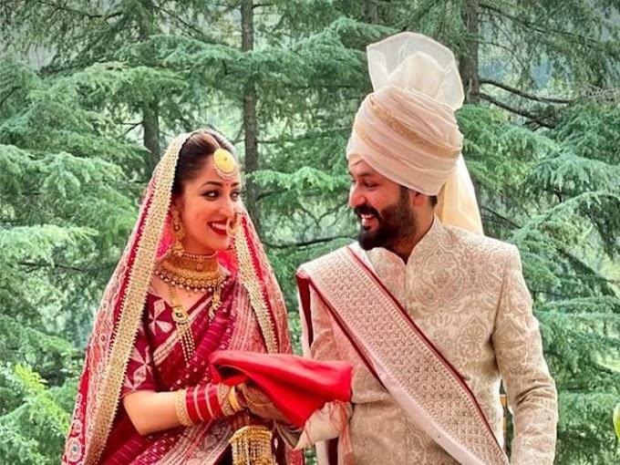 Yami Gautam Married Aditya Dhar   Yami Gautam & Aditya Dhar Weeding Photos and Videos