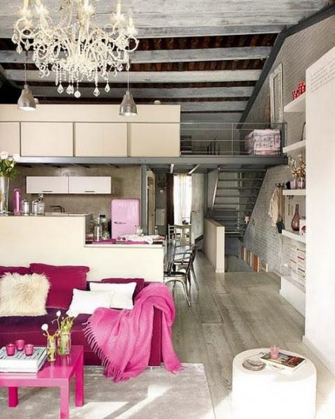 loft con detalles vintage2