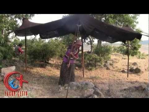 Yörük Çadırı Kurum Videosu - Zeki Oğuz'la Kırkım Zamanı Öncesi