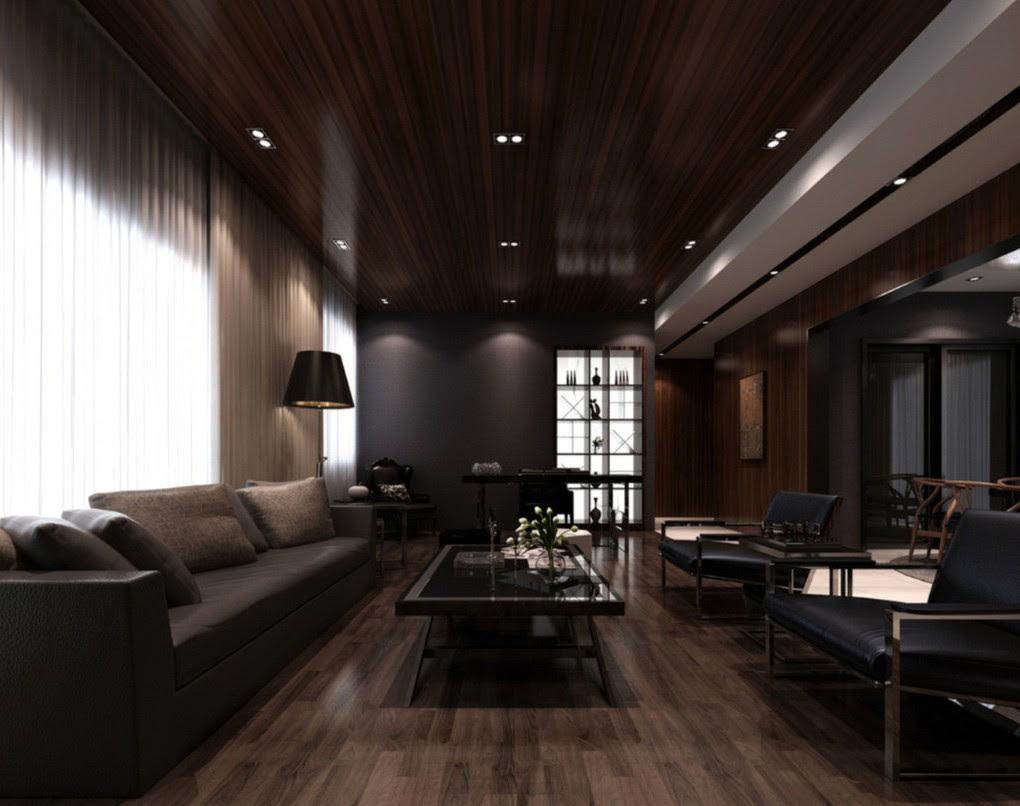 Modern Minimalist Interior Design With Dark Nuances Cover
