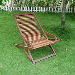Wood Chaise Lounges | Overstock.com: Buy Patio Furniture Online