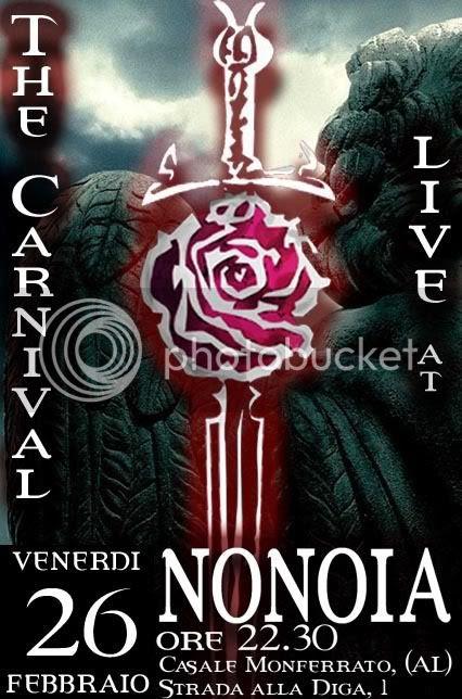 Live @ NONOIA, Casale Monferrato (AL), venerdì 26/02/10 ore 22,30