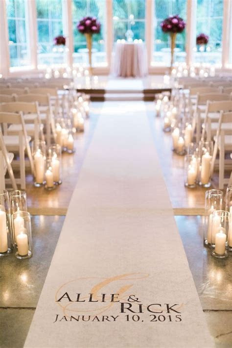 606 best Ceremony Aisle Style images on Pinterest