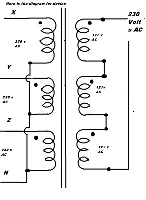 Three Phase To Single Phase Transformer Cr4 Discussion Thread