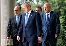 Henry Paulson, George W. Bush, Bernanke, Freemasons, Freemasonry, Freemason