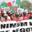 May Day: Labour to begin strike over minimum wage