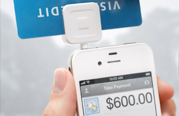 Square's iPhone credit card reader to sell in Walmart. Phones, iPhone accessories, NFC, Square, shopping, Walmart 0