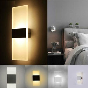Awesome Bedroom Wall Lights Led Photos