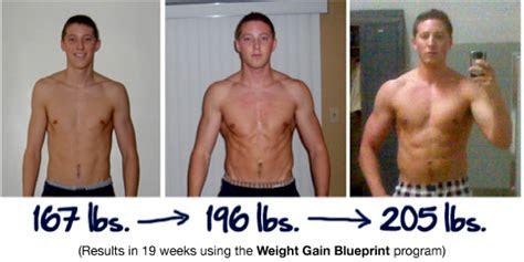 weight gain program  skinny guys    start