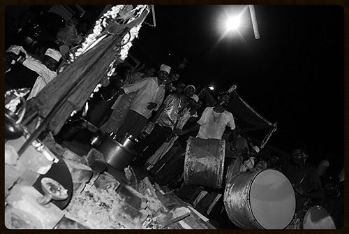Sandal Procession Makhdoom Shah Baba Mahim by firoze shakir photographerno1