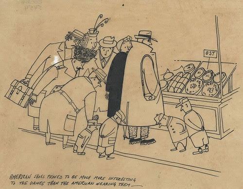 1949 trip to Denmark b
