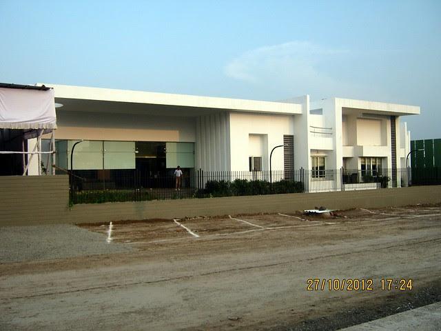 Site Office & Sample Flat of Park Grandeur - 3 & 4 BHK Homes, Penthouse & Duplex on Baner Balewadi Link Road - Baner Pune 411045