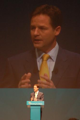 Nick Clegg speech sept 10 9