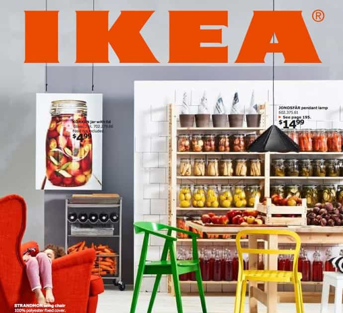 raumunikat ikea katalog 2014 in den usa bereits online. Black Bedroom Furniture Sets. Home Design Ideas