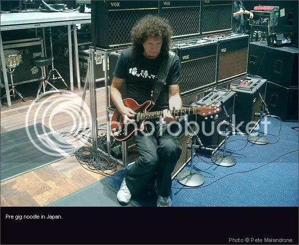 Brian May Gear
