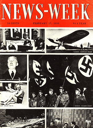 Cover of the February 17, 1933 (vol. 1 issue 1...
