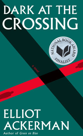 The cover of the book Dark at the Crossing
