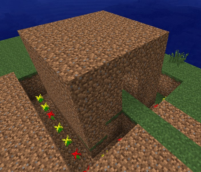 ~How to be a Noob~ Minecraft Blog